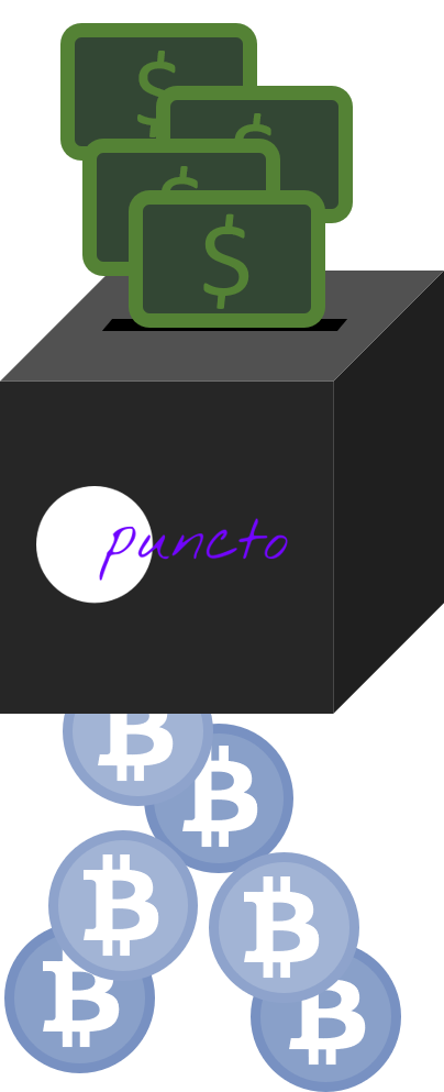 Bitcoin Bar Auszahlen